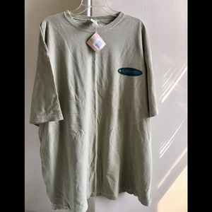 NWT Columbia Casual Tee Shirt. XXL. 100% Cotton